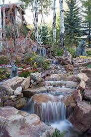 stunning rustic landscape designs that will take your breath away
