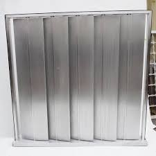 Metal Room Divider Louvered Metal Room Divider In The Manner Of Jean Prouvé Off The