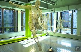nike u0027s new store in new york city is loaded with tech