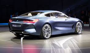 bmw 8 series concept revealed photos 1 of 61