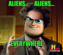 Buzz Everywhere Meme - ut oh imgflip