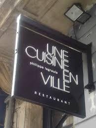 une cuisine en ville bordeaux une cuisine en ville un nouveau restaurant à bordeaux
