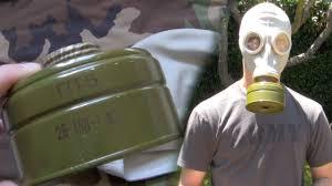 gp 5 russian gas mask civilian gear review youtube