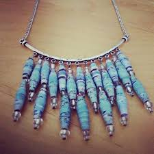 bead necklace bracelet images 768 best paper beads and jewelry images paper beads jpg