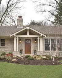 best 25 ranch house exteriors ideas on pinterest brick exterior