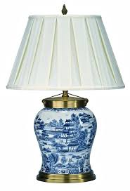 81 best blue u0026 white lamps u0026 shades images on pinterest blue