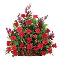 basket arrangements basket arrangements s in bloom