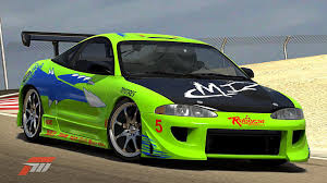 1995 mitsubishi eclipse the fast and the furious the fast and