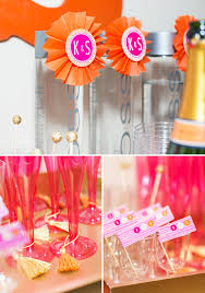 Home Engagement Decoration Ideas Modern Indian Inspired Engagement Party Hostess With The Mostess