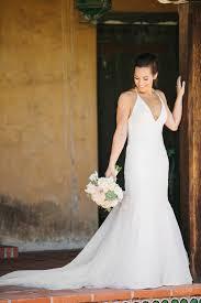 Outdoor Wedding Dresses Cool Stylish U0026 Laid Back Outdoor Wedding In Malibu