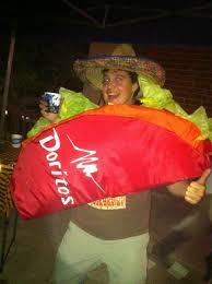 Taco Costume Taco Themed Photo Of The Day Doritos Loco Halloween Costume