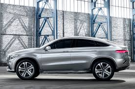 mercedes jeep 2015 mercedes concept coupe suv revealed in beijing automobile