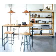 table ilot cuisine haute hauteur bar cuisine hauteur de bar cuisine bar ilot cuisine