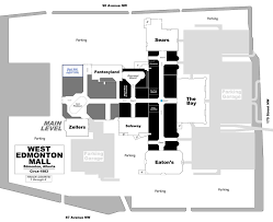 Potomac Mills Mall Map The Shopping Mall Museum July 2010