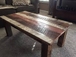 Diy Simple End Table by Build Reclaimed Wood End Tables Boundless Table Ideas