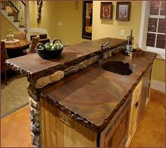 Rustic Kitchen Countertops by Bar Countertop Ideas Related Ideas Countertop White Macaubas