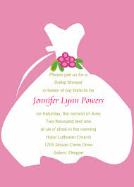 bridal shower invitation template bridal shower invitation wording fotolip rich image and