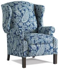 Reclining Wingback Chairs Recliners Recliner By Motioncraft By Sherrill Paisley Maybe
