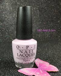 nail lacquer im gown for anything nlba4