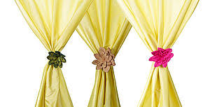 how to tie curtains curtain tie backs