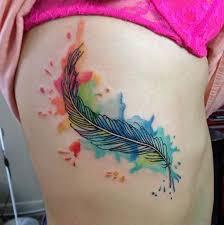 de 141 bästa watercolour tattoos bilderna på pinterest