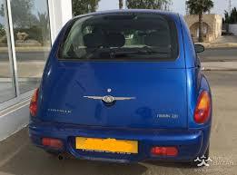 chrysler pt cruiser 2005 hatchback 2 0l petrol manual cyprus