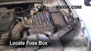 2008 dodge avenger engine light replace a fuse 2008 2014 dodge avenger 2008 dodge avenger sxt