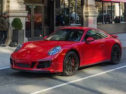 carmine red porsche porsche 911 carrera gts review pictures business insider