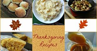 the cooking thanksgiving recipes