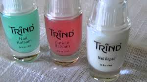 trind nail care system review youtube