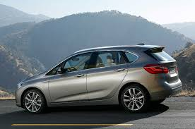 family car side view the upcoming bmw 2 series active tourer plain beauty suv news