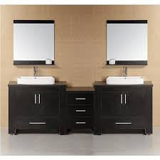 design element bathroom vanities design element washington modular sink bathroom vanity set