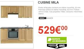 prix cuisine brico depot façade mila 1p 70 x 40 cm ref346960 facades and kitchens brico