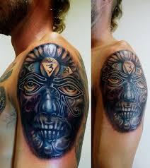 cosmic wisdom tattoo in progress marina alex flickr