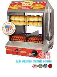 hot dog machine rental concession rentals san diego by party rentals decor
