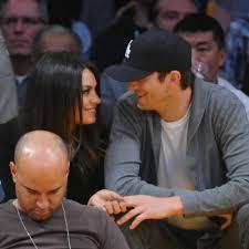 are ashton kutcher and mila kunis engaged cambio