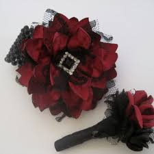 Corsage And Boutonniere For Prom 100 Red Prom Corsage Prom Flowers Dream World Florist U0026