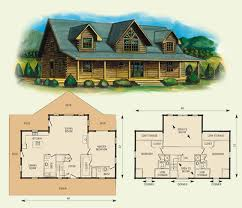 log cabin floor plans with basement fair oaks log home and log cabin floor plan 2084sf floor