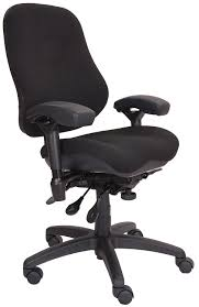 Used Office Furniture Las Vegas by Amazon Com Bodybilt J2507x Black Fabric High Back Task Ergonomic