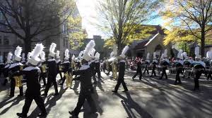 cary high school marching band raleigh and cary parades