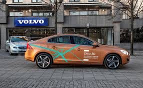 volvo sweden volvo announces autonomous vehicle project in sweden video