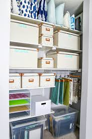 how to organize a small closet just a and her blog