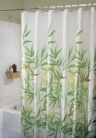 bamboo shower curtain home decor inspirations
