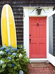 best front door paint colors i love that this front door says not only welcome we re fun but