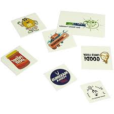 sun tan tattoos personalised tattoos promotional summer products