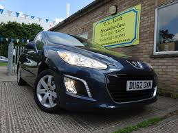 peugeot 2nd hand cars used cars sudbury second hand carssuffolk vt nash specialist cars