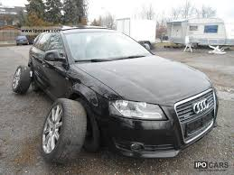audi a3 2 0 tdi s line quattro 2008 audi a3 2 0 tdi quattro s line panorama navi car photo and