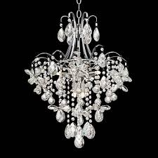 Swing From The Chandelier Crystal Flower 19 1 2