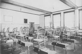 first class student life during the fitchburg normal era