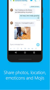 newest android update skype for android gets user interface improvements in newest